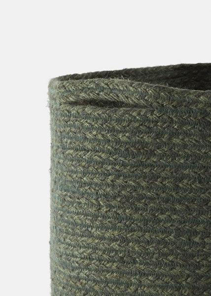 Basket Moss Green