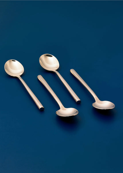 Espresso Spoons Round Shape - YUYU Sustainable Home Goods