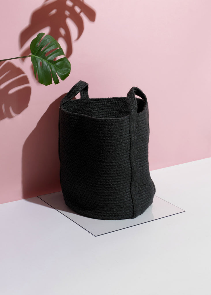 Charcoal Basket - YUYU Sustainable Home Goods