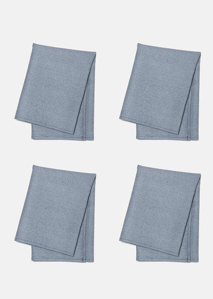 Napkins Denim - Set of 4