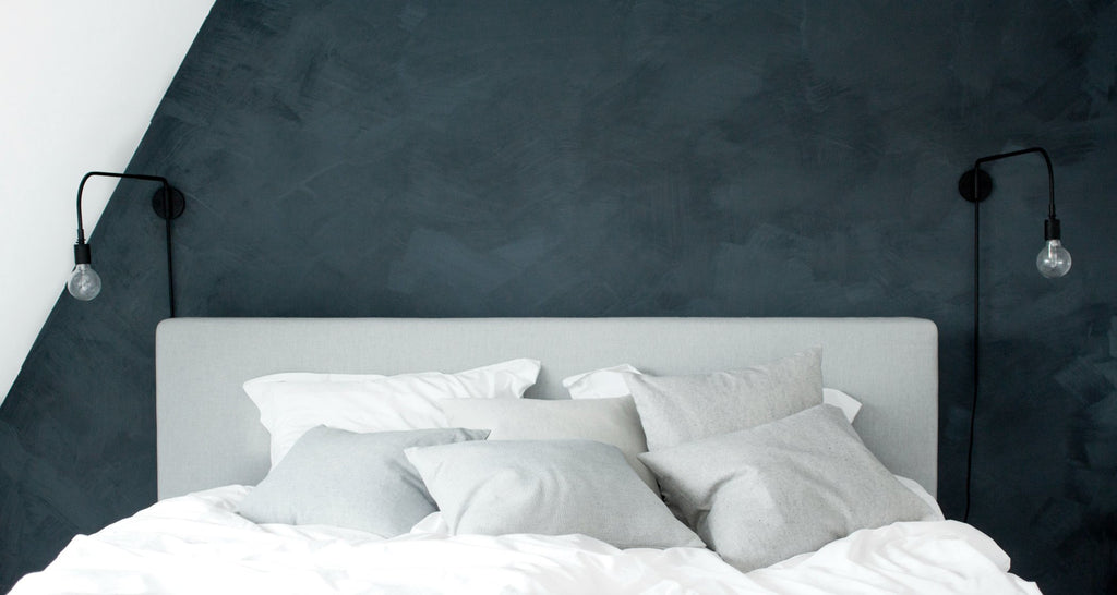 Grey Linen - YUYU Sustainable Home Goods