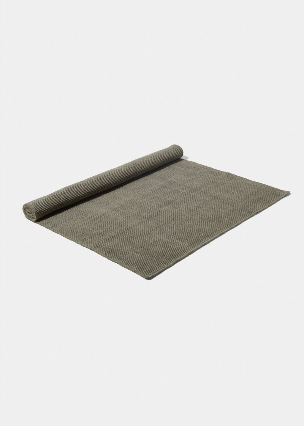 Green Grey Jute Rug - YUYU Sustainable Home Goods