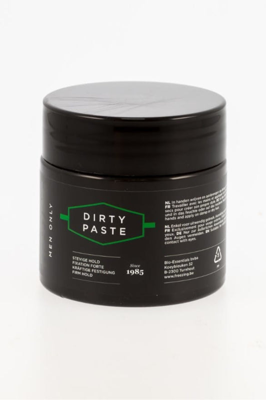 Feezing Dirty Paste