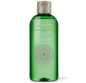 Anti-stress massage oil (Deep relaxation)