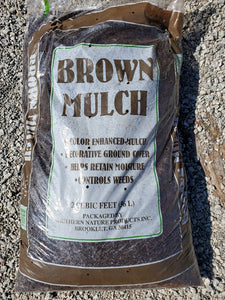 Mulch Brown