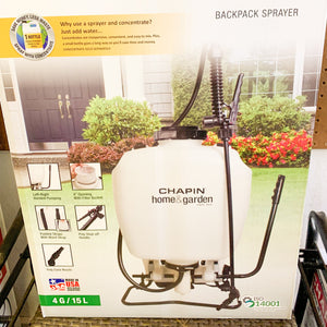 Chapin Deluxe Back Sprayer