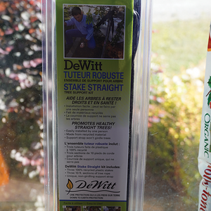 Tree Stake Straight Support Kit by DeWitt