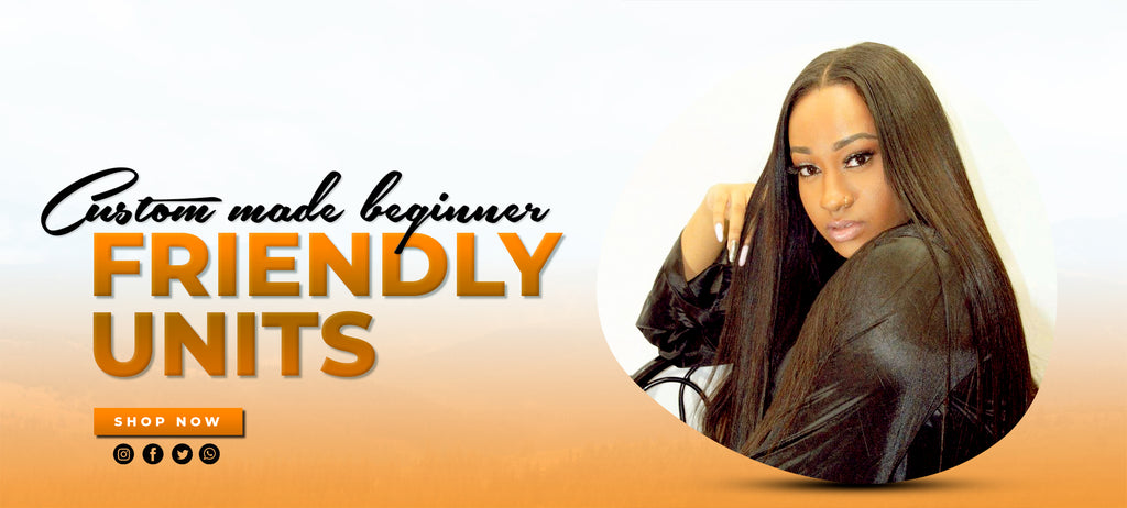 Affordable Lace Wigs and Extensions for beginners
