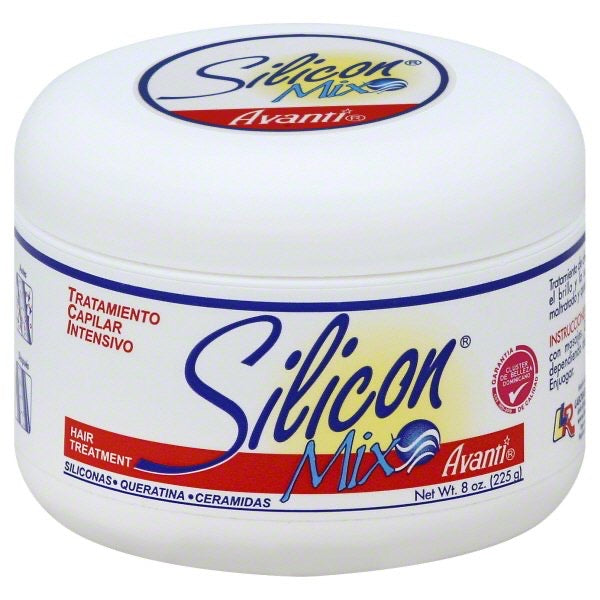 Silicon Mix Conditioner - Used to revitalize dry, brittle and damaged hair.