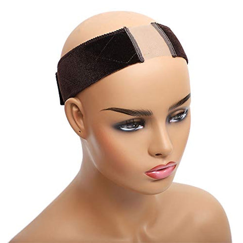 Wig grip band to protect the edges from breaking under wigs