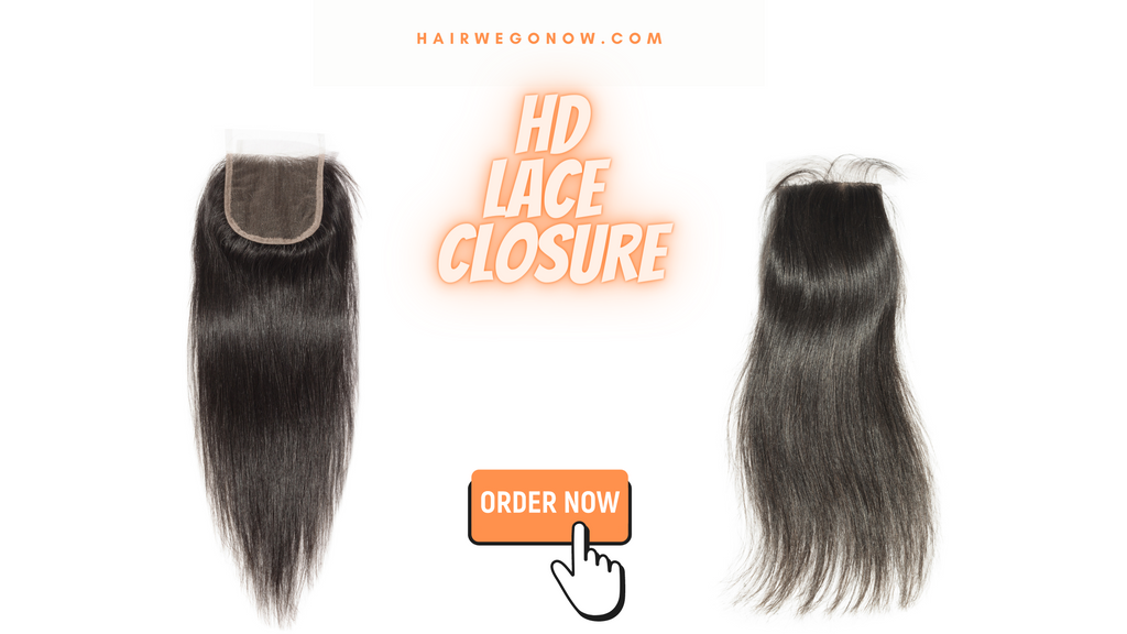 High Definition Lace Closure