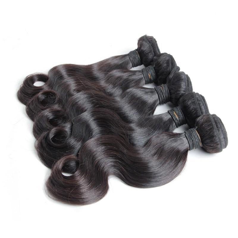 Unprocessed Body Wave Bundles