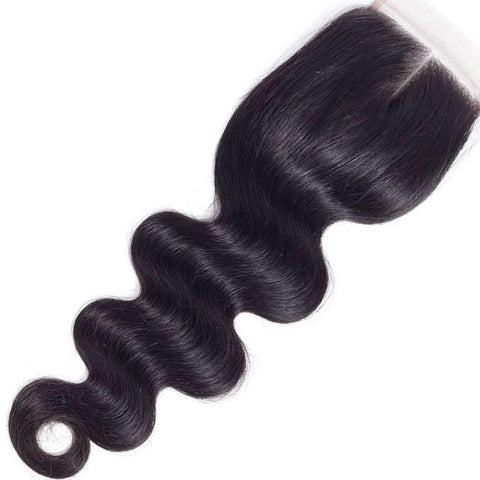 Body Wave Lace Closure - 12A Quality