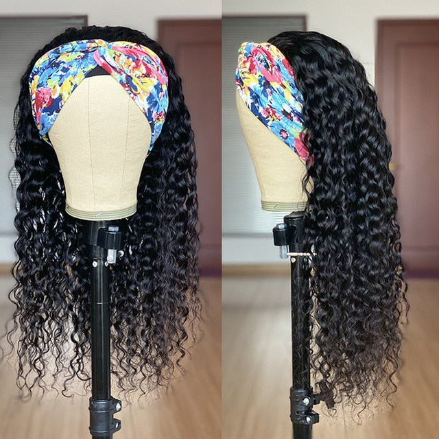 Headband Wigs - Beginner Friendly - Throw On and Go Wigs