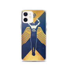 Load image into Gallery viewer, Gold Propaganda iPhone Case