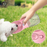 Pet Bowl Water Bottle For Small Large Dogs Travel Puppy Drinking Bowl Outdoor Pet Water Dispenser Feeders Pet Accessories