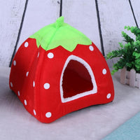 Small Pet House/Nest, Small Pet Animal, Guinea Pig, Hamster, Bed House, Nest Winter Warm Squirrel Hedgehog Rabbit Chinchilla Rat Bed