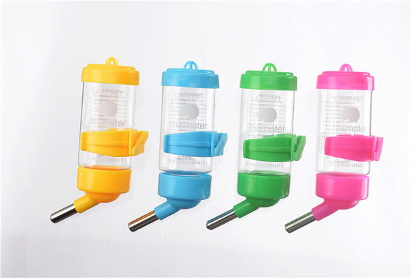 Small, Medium, and Large Pet Drinking Fountain Leak Proof Water Bottle Automatic Kettle Device