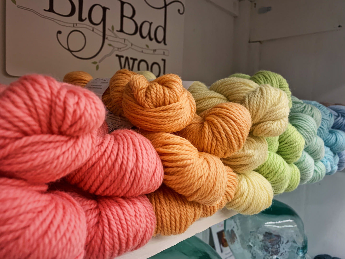 Big Bad Wool