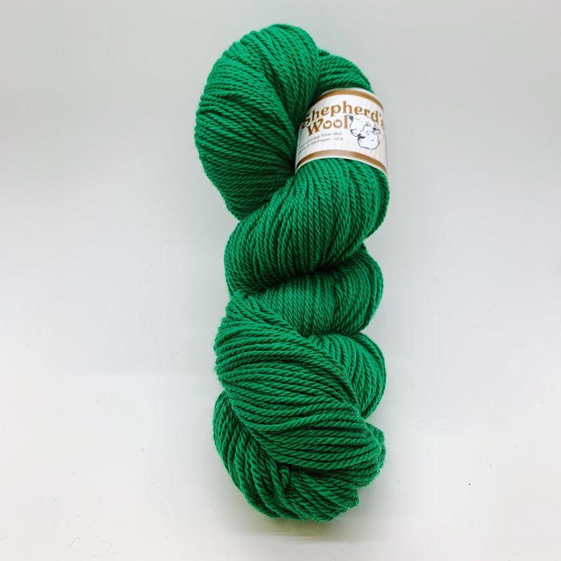 Shepherd's Wool-Green