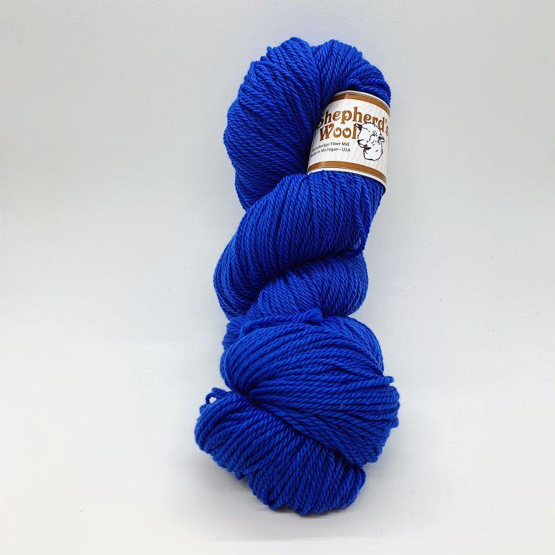 Shepherd's Wool-Blue