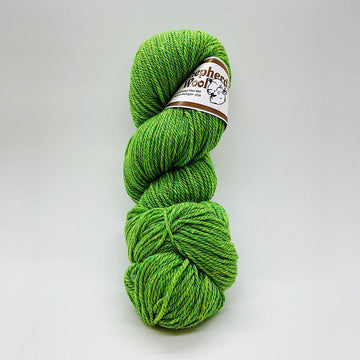 Shepherd's Wool-Lime Green