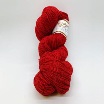 Shepherd's Wool-Christmas Red