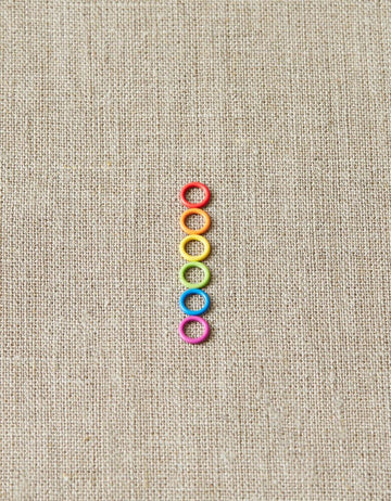 Multicolor Rings-Mini