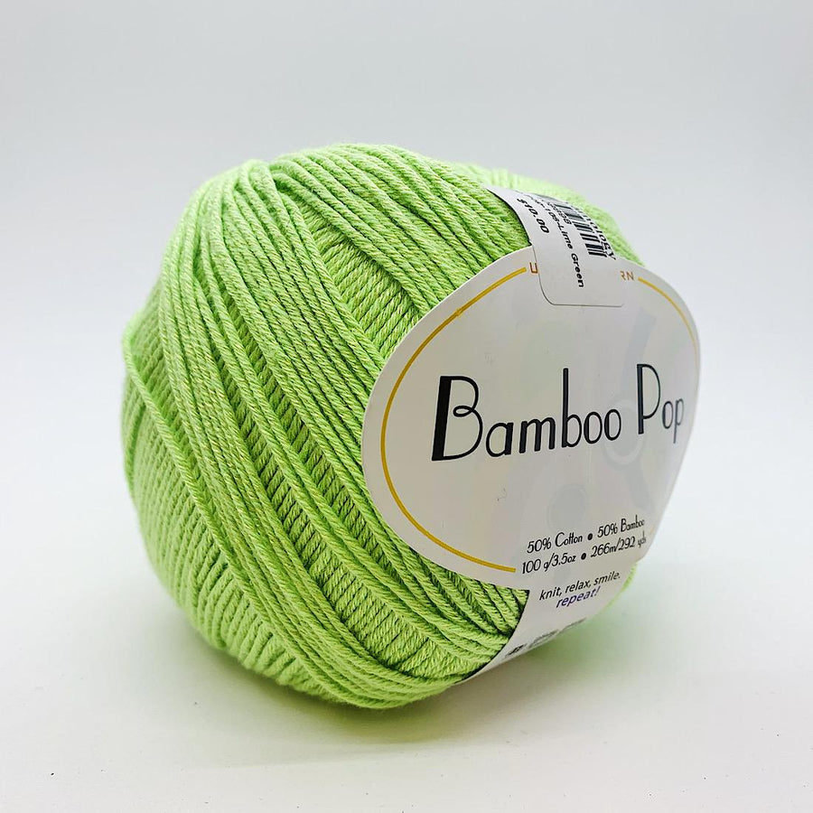 Bamboo Pop-108-Lime Green