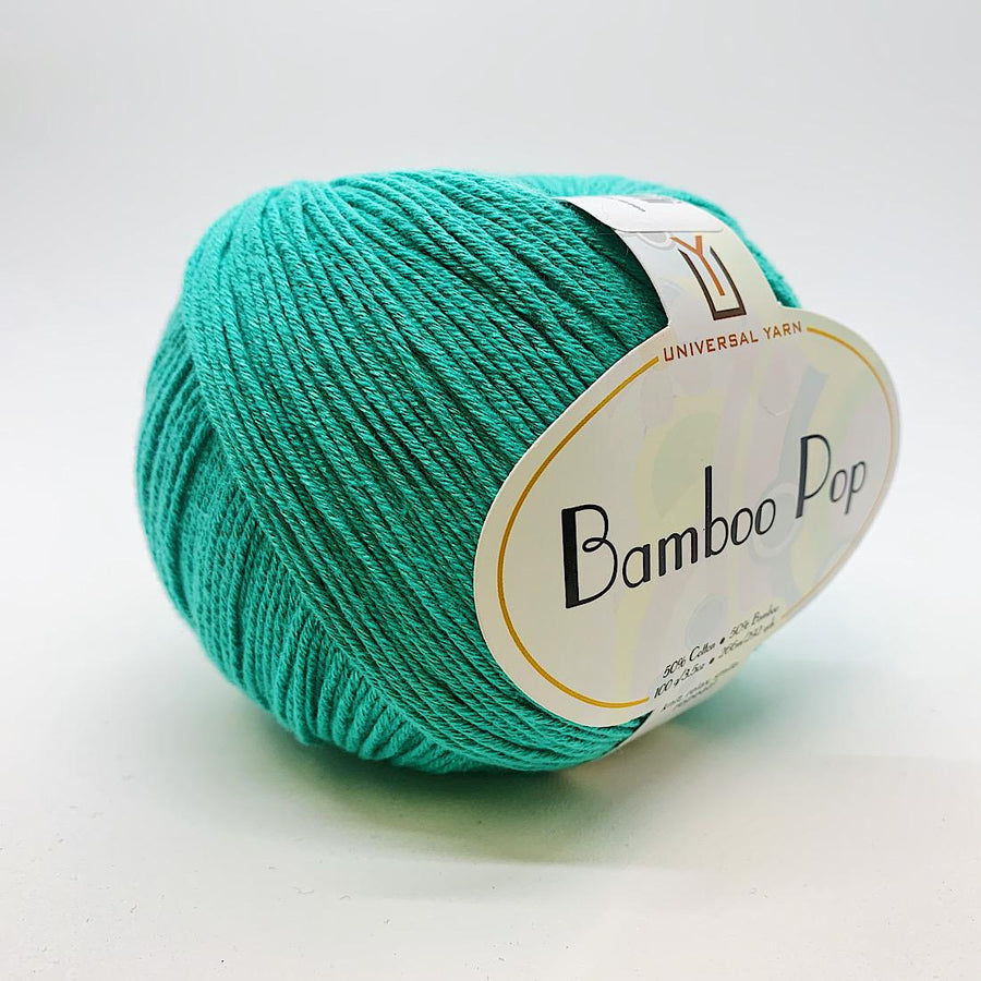 Bamboo Pop-124-Tropical Green