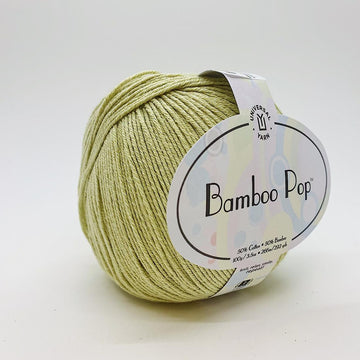 Bamboo Pop-133-Lemongrass