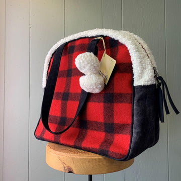 Bonnie Buffalo Plaid