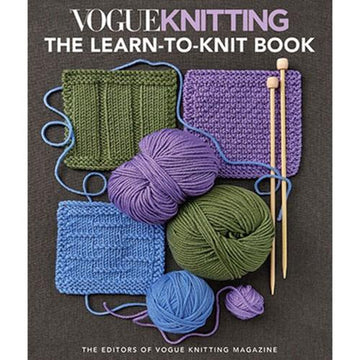 Vogue Learn-to-Knit Book