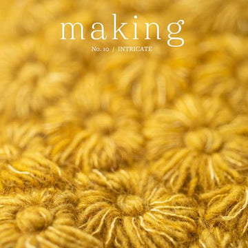 Making No. 10: Intricate