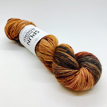 Spun Right Round-Classic Sock-On The Rocks