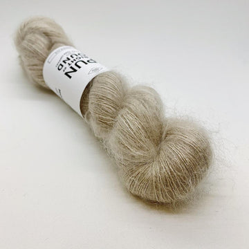 Spun Right Round-Mohair Silk-Pigeon