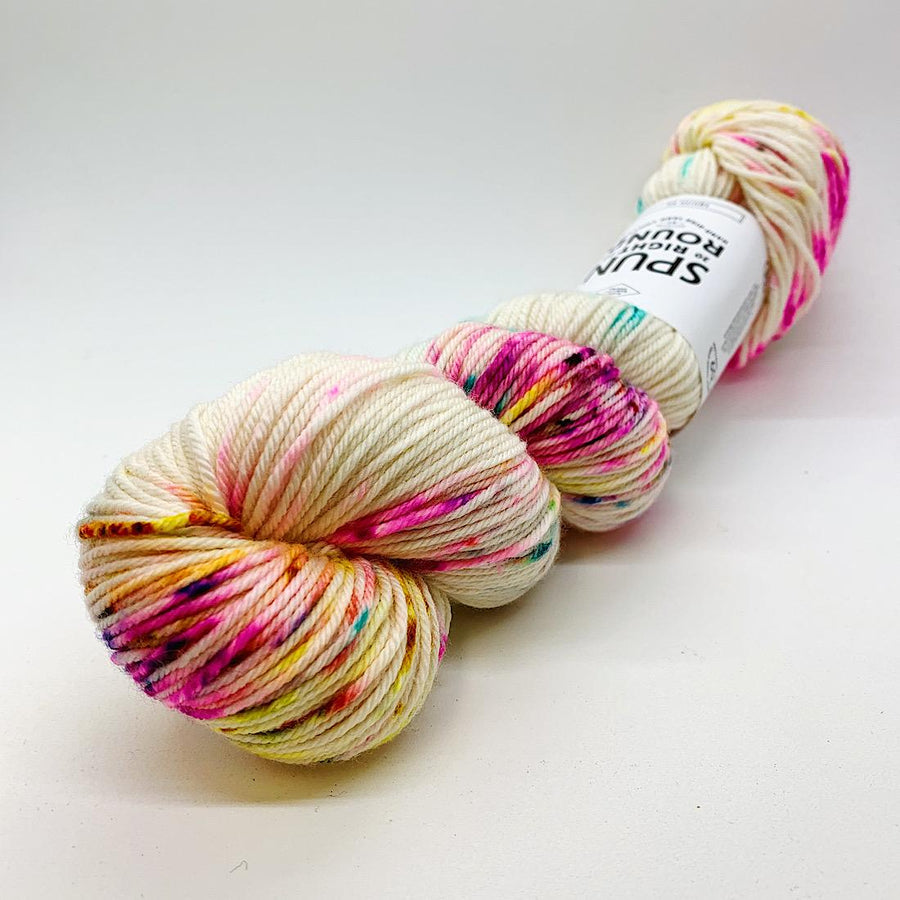 Spun Right Round-Squish DK-Party Streamers