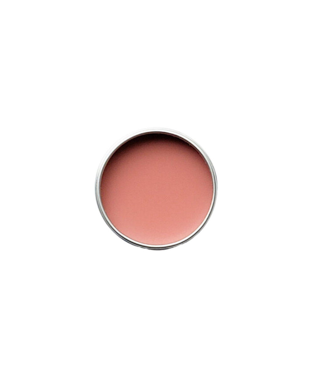 Lip & Cheek Balm │ Transparent - Tin Feather Cosmetics