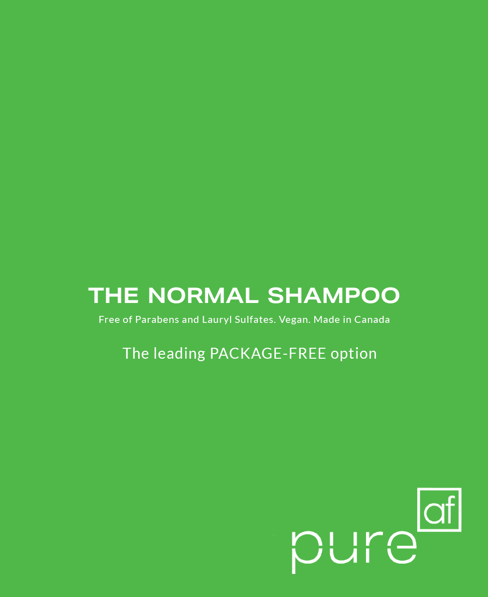 The Normal Shampoo