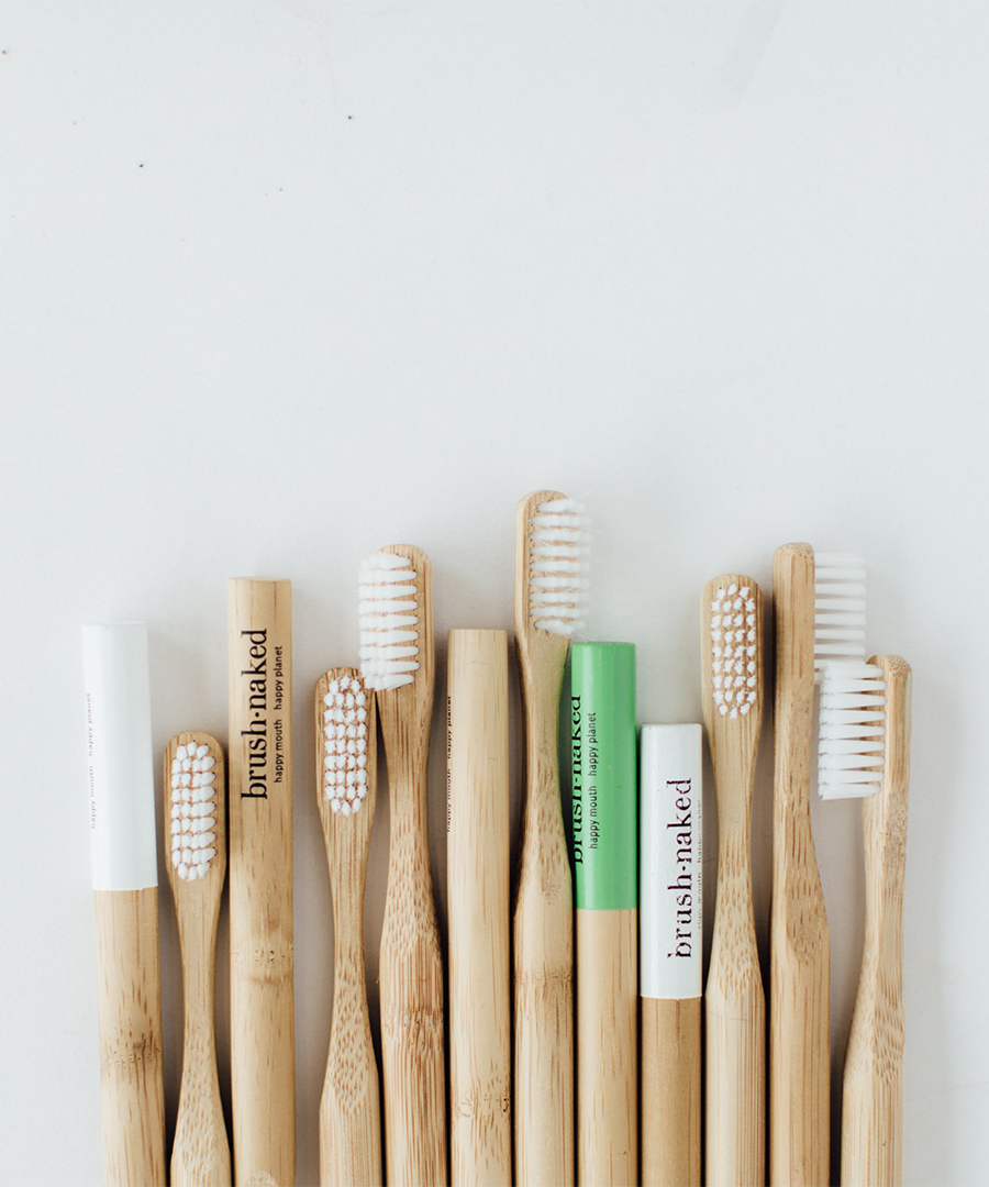 Adult Bamboo Toothbrush (extra soft)