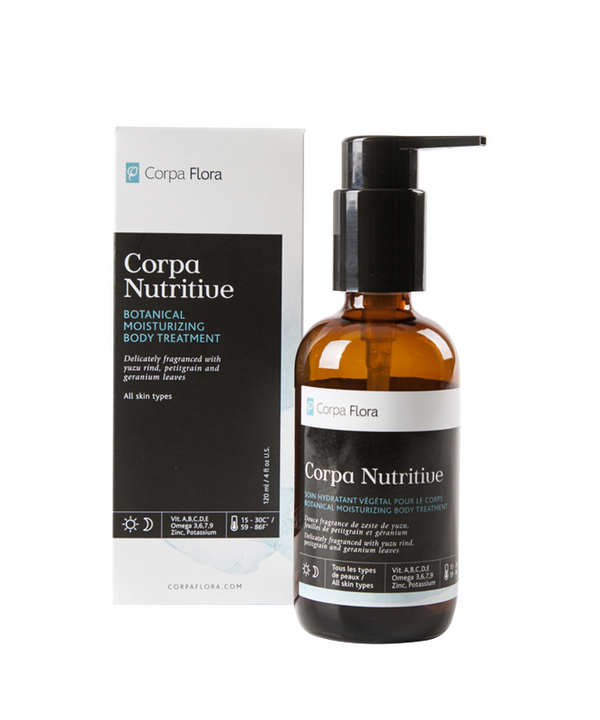 Corpa Nutritive - Botanical Moisturizing Body Oil