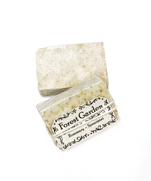 Rosemary Spearmint Exfoliating Soap