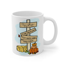 Load image into Gallery viewer, Fall Pumpkin Patch Mug (11oz) - Lexis Rose Store - Buy Today!