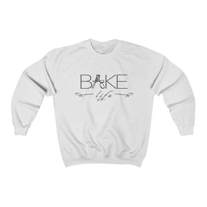 """Bake Life"" Crewneck Sweatshirt - Lexis Rose Store - Buy Today!"