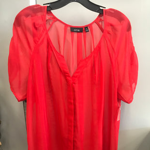 Primary Photo - BRAND: APT 9 STYLE: TOP SHORT SLEEVE COLOR: RED SIZE: XL SKU: 313-31328-36164