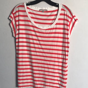 Primary Photo - BRAND: GAP STYLE: TOP SHORT SLEEVE BASIC COLOR: STRIPED SIZE: M SKU: 313-31328-31127