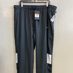 Primary Photo - BRAND: NIKE STYLE: ATHLETIC PANTS COLOR: BLACK SIZE: 2X SKU: 313-31349-3125
