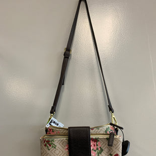 Primary Photo - BRAND: LIZ CLAIBORNE STYLE: HANDBAG COLOR: FLORAL SIZE: MEDIUM SKU: 313-31332-7211