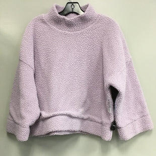 Primary Photo - BRAND: GAP STYLE: FLEECE COLOR: PURPLE SIZE: L SKU: 313-31344-19951
