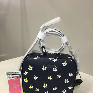 Primary Photo - BRAND: KATE SPADE STYLE: HANDBAG DESIGNER COLOR: NAVY SIZE: SMALL SKU: 313-31344-19746